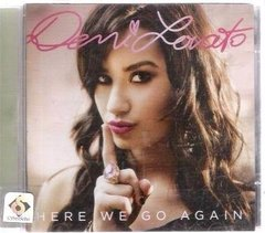 Cd Demi Lovato - Here We Go Again (35)