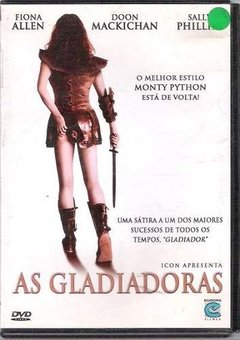 Dvd As Gladiadoras (02)