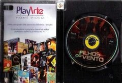 Dvd Filhos Do Vento - (40) na internet