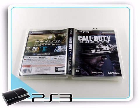 Call Of Duty Ghosts Original Playstation 3 Ps3 na internet