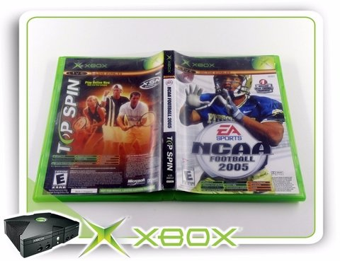 Ncaa Football 2005 + Top Spin Original Clássico - comprar online