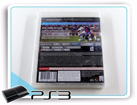 Fifa 13 Original Playstation 3 PS3 Novo Lacrado - comprar online