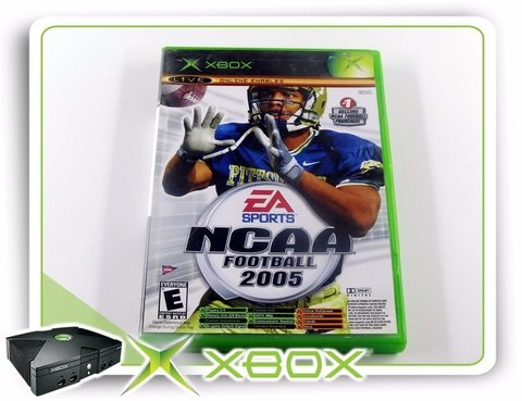 Ncaa Football 2005 + Top Spin Original Clássico