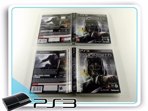 Dishonored Original Playstation 3 PS3 - comprar online