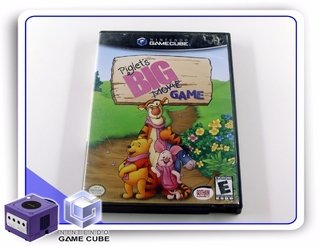 Piglets Big Game Original Gamecube