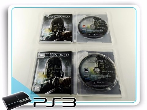 Dishonored Original Playstation 3 PS3 na internet