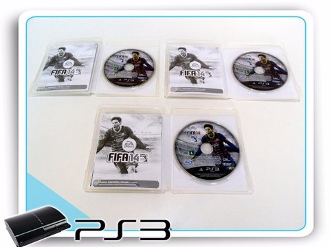Ps3 Fifa 14 Original Playstation 3 na internet