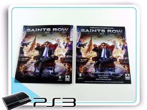 Saints Row 4 Commander In Chief Edition Playstation 3 Ps3 - Radugui Store