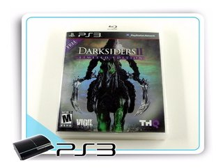 Darksiders 2 Original Playstation 3 PS3 Limited Edition