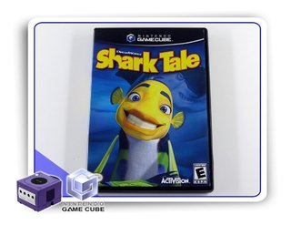 Shark Tale Original Nintendo Gamecube