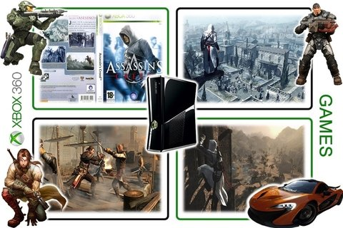 Assassins Creed Platinum Hits Original Xbox 360 - Radugui Store