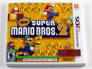 New Super Mario Bros 2 Original Nintendo 3ds