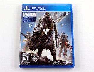 Destiny Original Playstation 4 Ps4 - Mídia Física