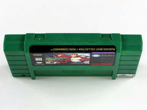 Rushing Beat Collection - 1, 2, 3 + Iron Commando Snes - comprar online