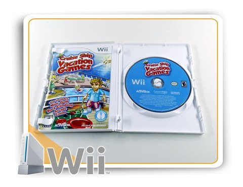 Cruise Ship Vacation Games Original Nintendo Wii na internet