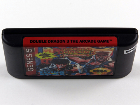 Double Dragon 3 The Arcade Game Repro Mega Drive Genesis - comprar online