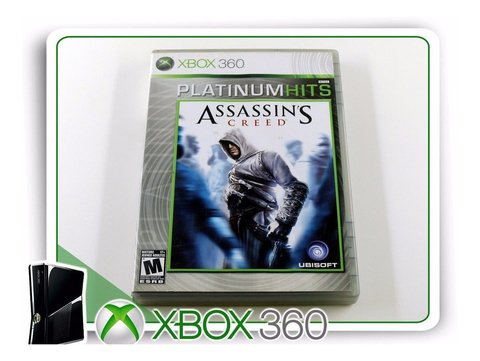 Assassins Creed Platinum Hits Original Xbox 360