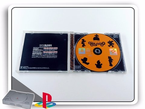 Goo Goo Soundy Music Cd Simulation Jap Playstation 1 Ps1 na internet