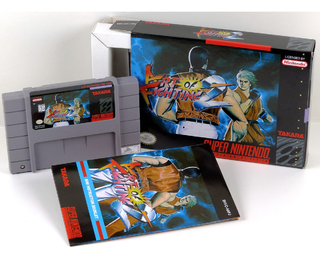 Art Of Fighting 2 Super Nintendo Snes, Completo Novo