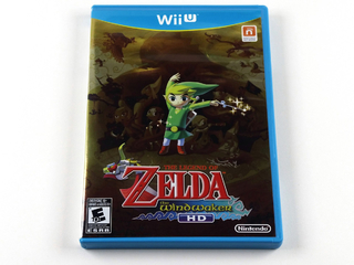 The Legend Of Zelda The Windwaker Original Nintendo Wii U