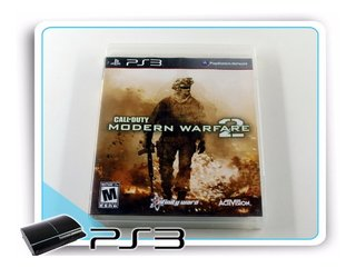 Call Of Duty Modern Warfare 2 Original Playstation 3 PS3