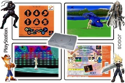 Goo Goo Soundy Music Cd Simulation Jap Playstation 1 Ps1 - Radugui Store