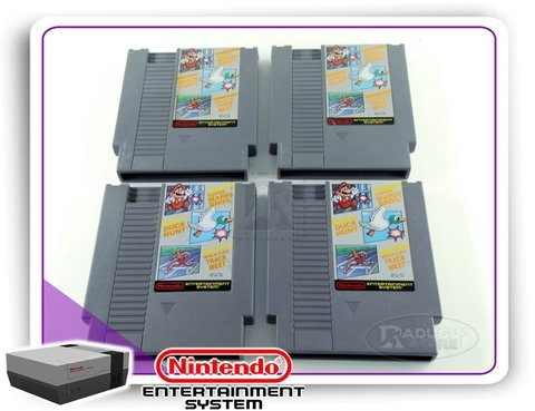 Mario Bros, Duck Hunt, World Class Track Meet Nes Original - comprar online
