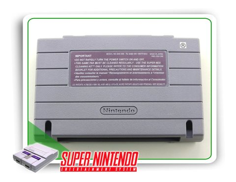 Were Back A Dinosaur Story Original Snes Super Nintendo na internet