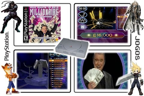 Who Wants To Be A Millionare 2nd Ed. Orig. Playstation 1 Ps1 - loja online