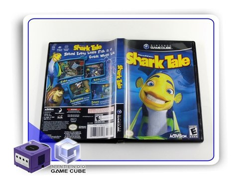 Shark Tale Original Nintendo Gamecube na internet