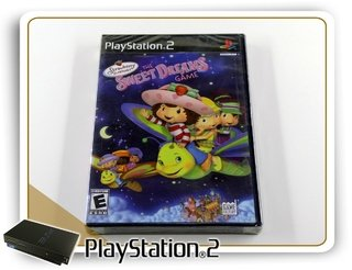 The Sweet Dreams Game Original Playstaion 2 PS2 Novo