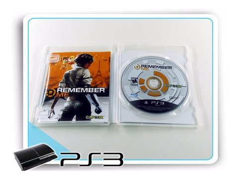 Remember Me Original Playstation 3 PS3 - comprar online