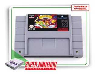 Battletoads In Battlemaniacs Super Nintendo Snes - Novo