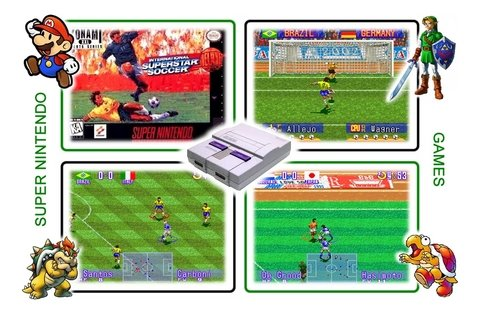 Imagem do International Superstar Soccer Deluxe Super Nintendo - Novo