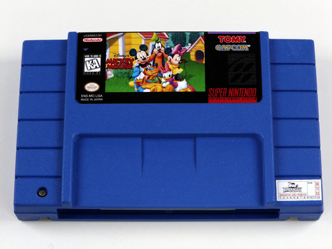 Disney Collection Vol2- Magical Quest 1 2 3 + Daibouken Snes