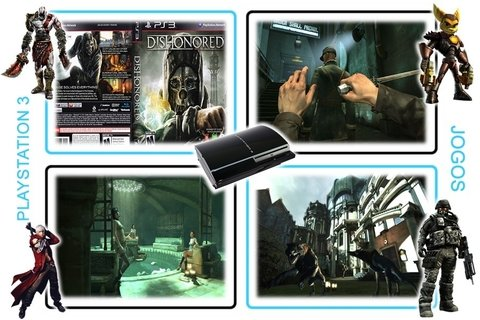 Dishonored Original Playstation 3 PS3 - Radugui Store