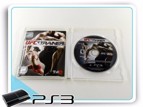 Ufc Personal Trainer Original Playstation 3 PS3 - comprar online