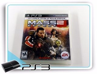 Mass Effect 2 Original Playstation 3 PS3