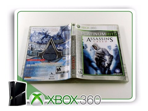 Assassins Creed Platinum Hits Original Xbox 360 na internet
