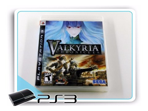 Valkyria Chronicles Original Playstation 3 PS3