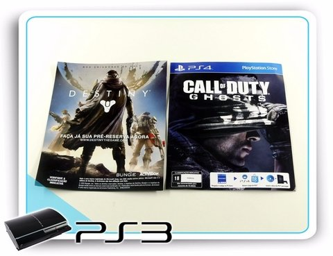 Call Of Duty Ghosts Original Playstation 3 Ps3 - Radugui Store