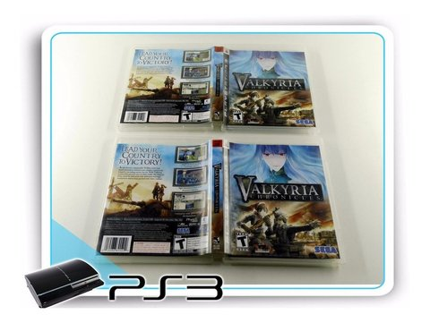 Valkyria Chronicles Original Playstation 3 PS3 na internet
