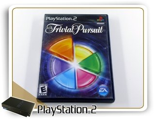 Trivial Pursuit Original Playstation 2 Ps2