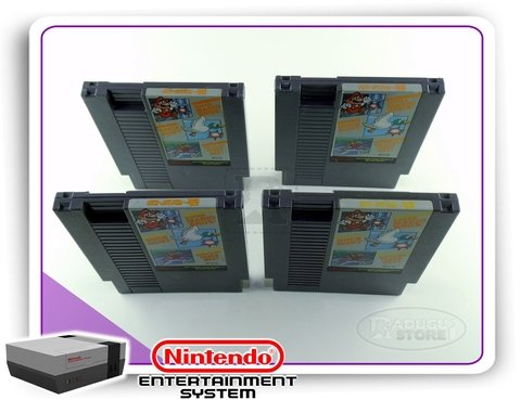 Mario Bros, Duck Hunt, World Class Track Meet Nes Original - Radugui Store