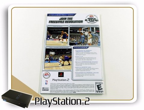 Encarte E Manual Madden Nfl 2004 Original Playstation 2 Ps2 - comprar online