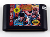Double Dragon 3 The Arcade Game Repro Mega Drive Genesis