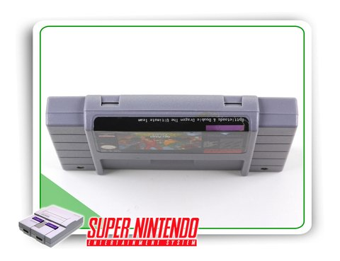 Battletoads & Double Dragon Super Nintendo Snes - Novo - comprar online