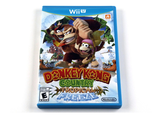 Donkey Kong Country Tropical Freeze Original Nintendo Wii U