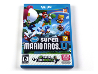 New Super Mario Bros U Original Nintendo Wii U