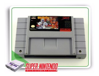 Clayfighter Original Super Nintendo Snes